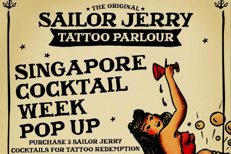 Sailor Jerry Tattoo Parlour