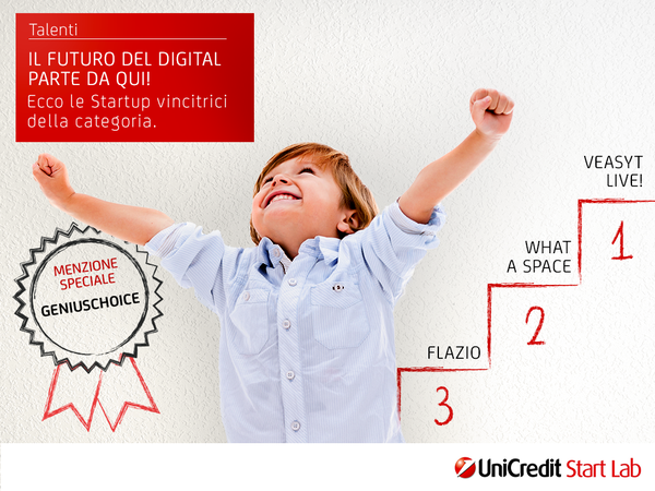 Unicredit Start Lab_winners