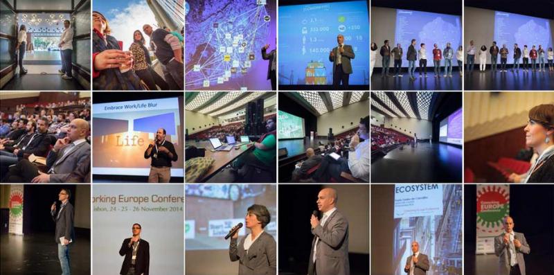 Speaker Coworking Europe 2014