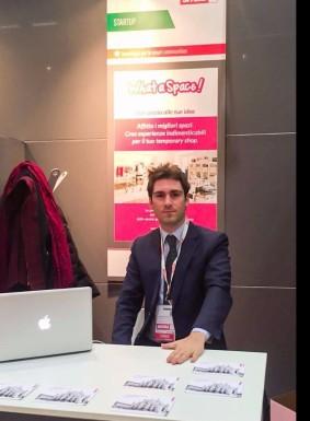 Valerio Alberici, Sales Manager