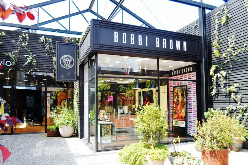 Bobbi Brown Britomart concept store in Auckland, New Zealand in 2013.