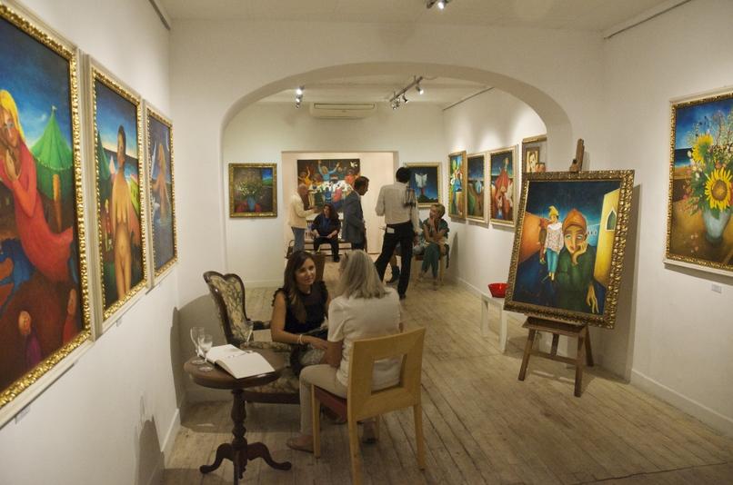 Galleria Spazio40 - Via dell'Arco di San Calisto