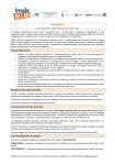REGOLAMENTO - call for ideas