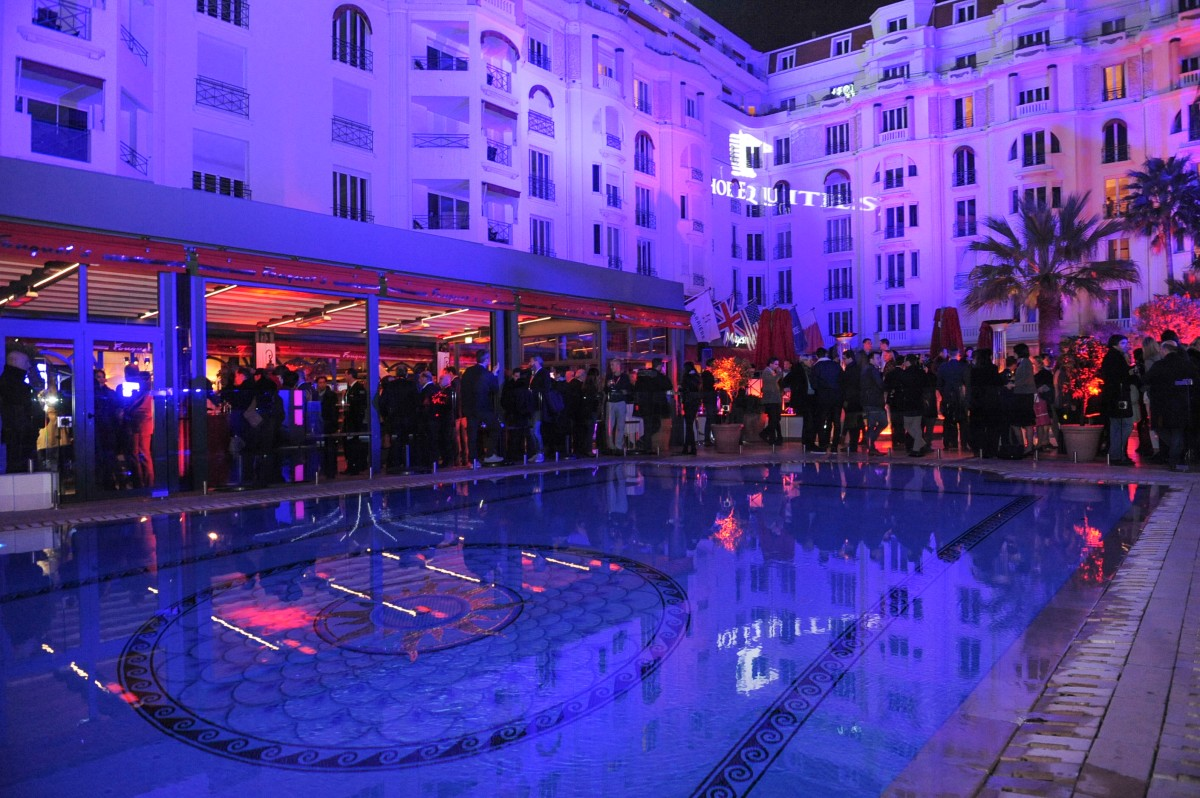 MAPIC 2016 - EVENTS - WELCOME RECEPTION - NETWORKING EVENT -MAJESTIC HOTEL
